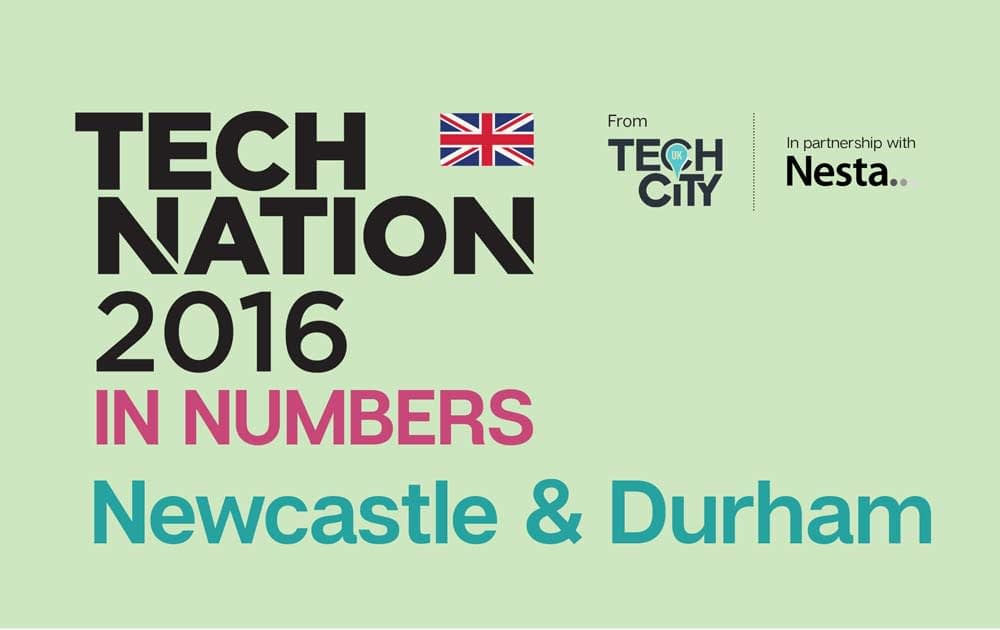 Newcastle Tech Nation 2016