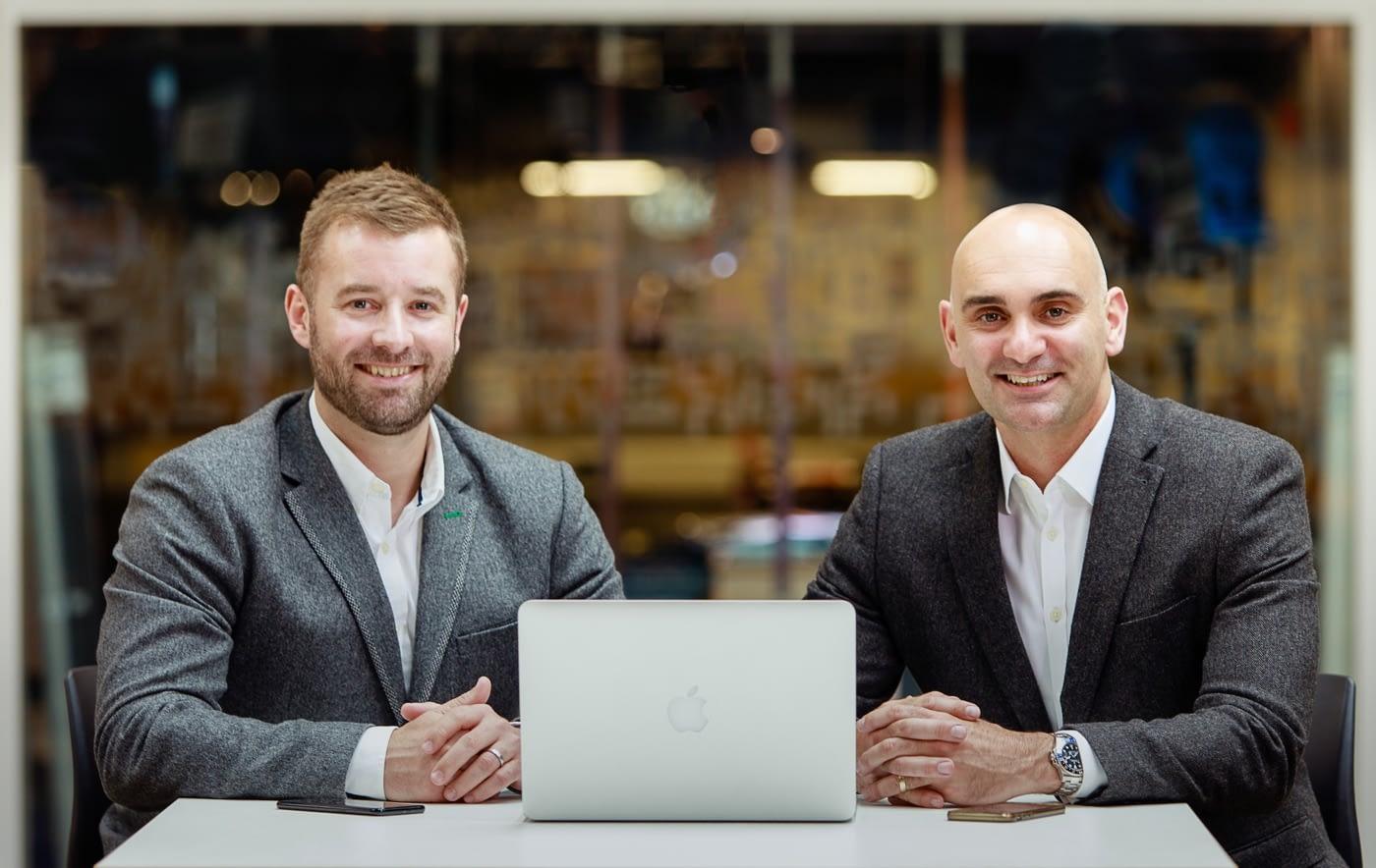 Damian Hanson and David Hague founded CircleLoop developer Mission Labs