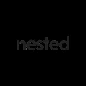 Nested logo