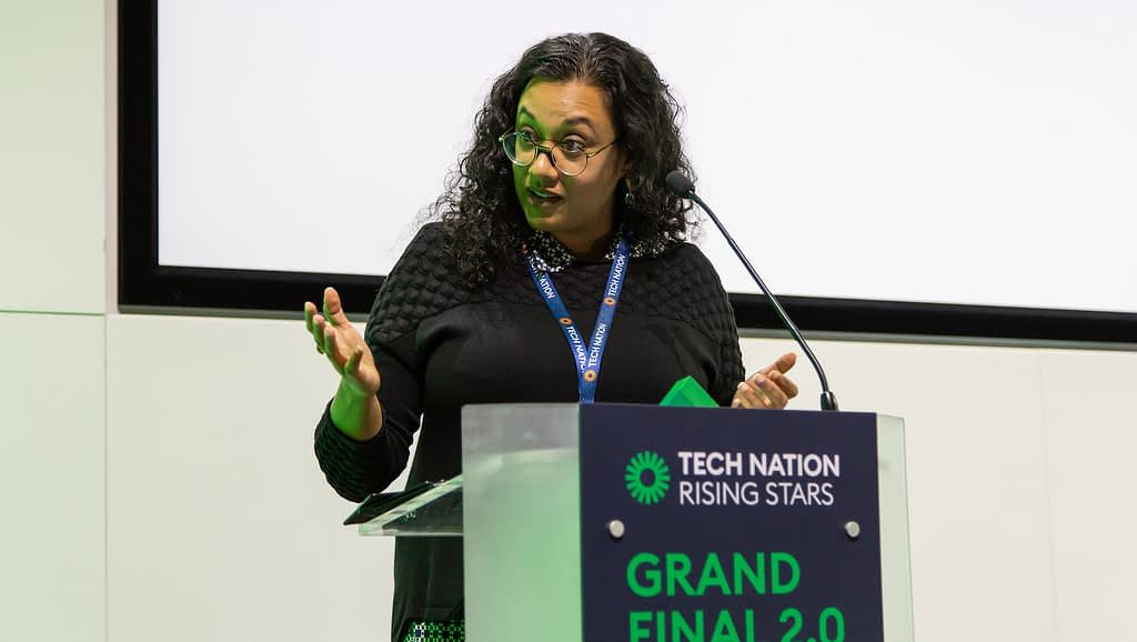 Amali De Alwis of Microsoft for Startups
