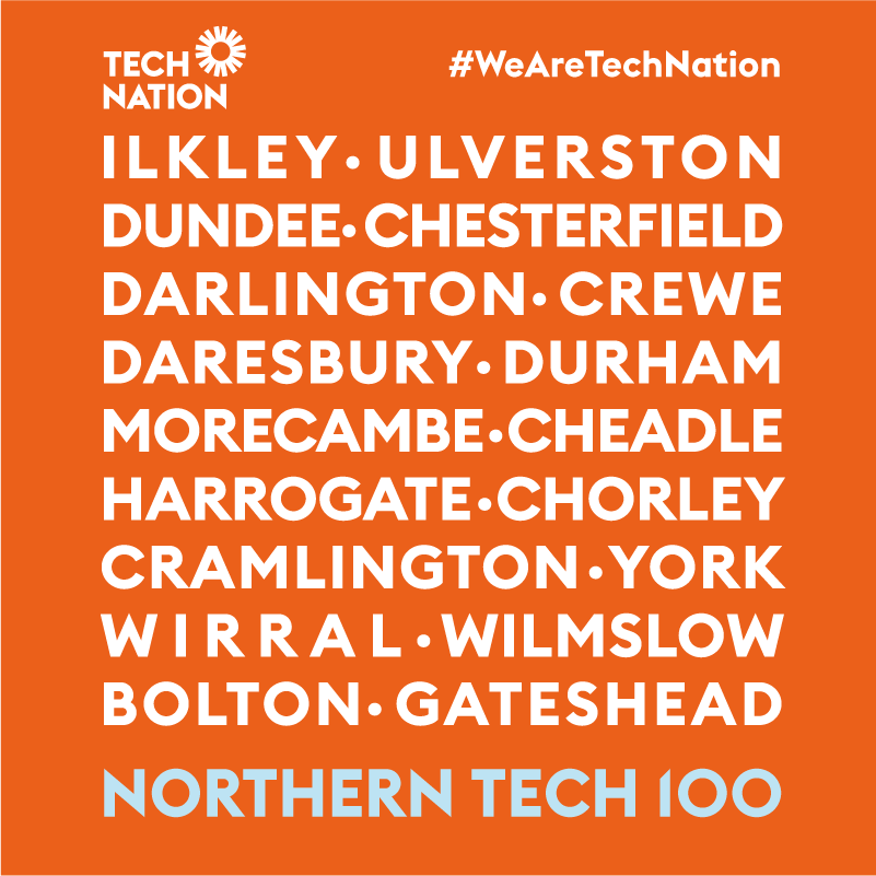 Tech towns of the North