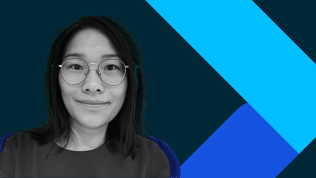 Yongjie Chen tells her story of receiving the Tech Nation Visa