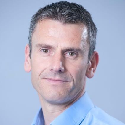 Relative Insight CEO, Ben Hookway
