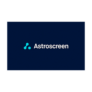 Astroscreen logo
