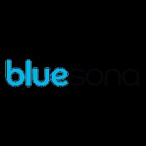 Bluesona logo