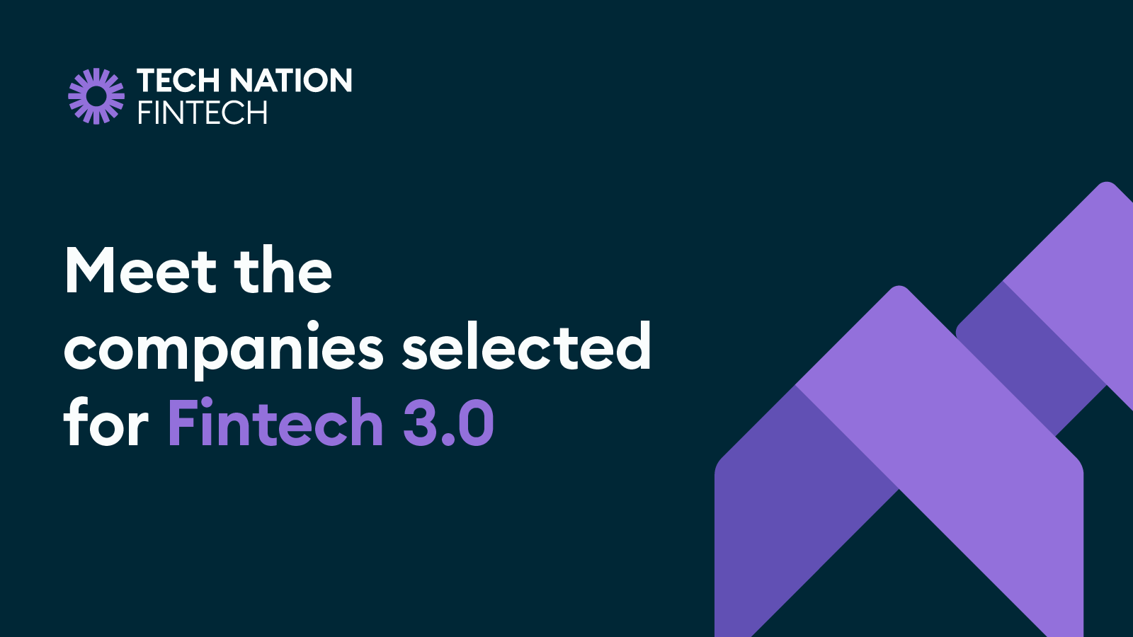 Open banking fintechs Bankifi and Yapily named in Tech Nation Fintech 3.0 [and open banking-enabled Portify and Uncapped]...