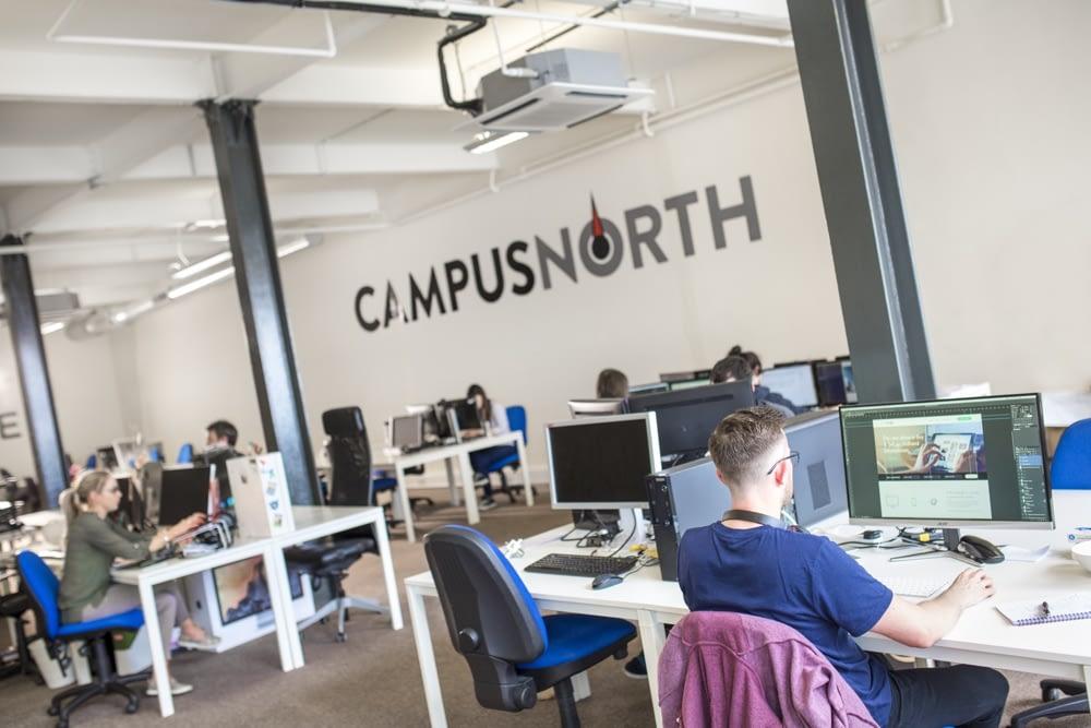Image credit: Campus North, Newcastle