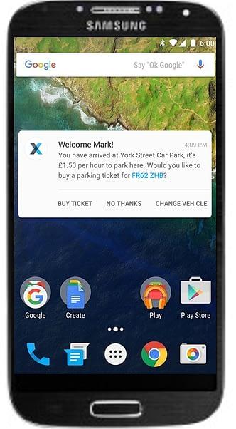 ProxiSmart ParkingPerx