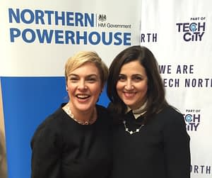 Coral Grainger and Joanna Shields
