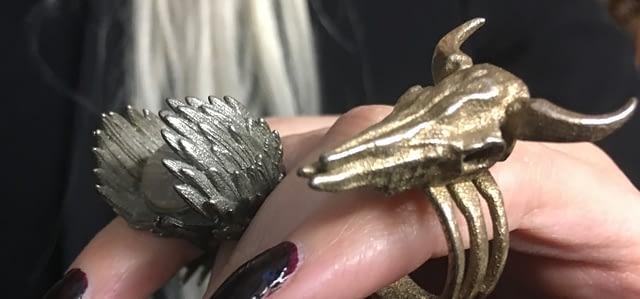 Rogueandthewolf jewellery