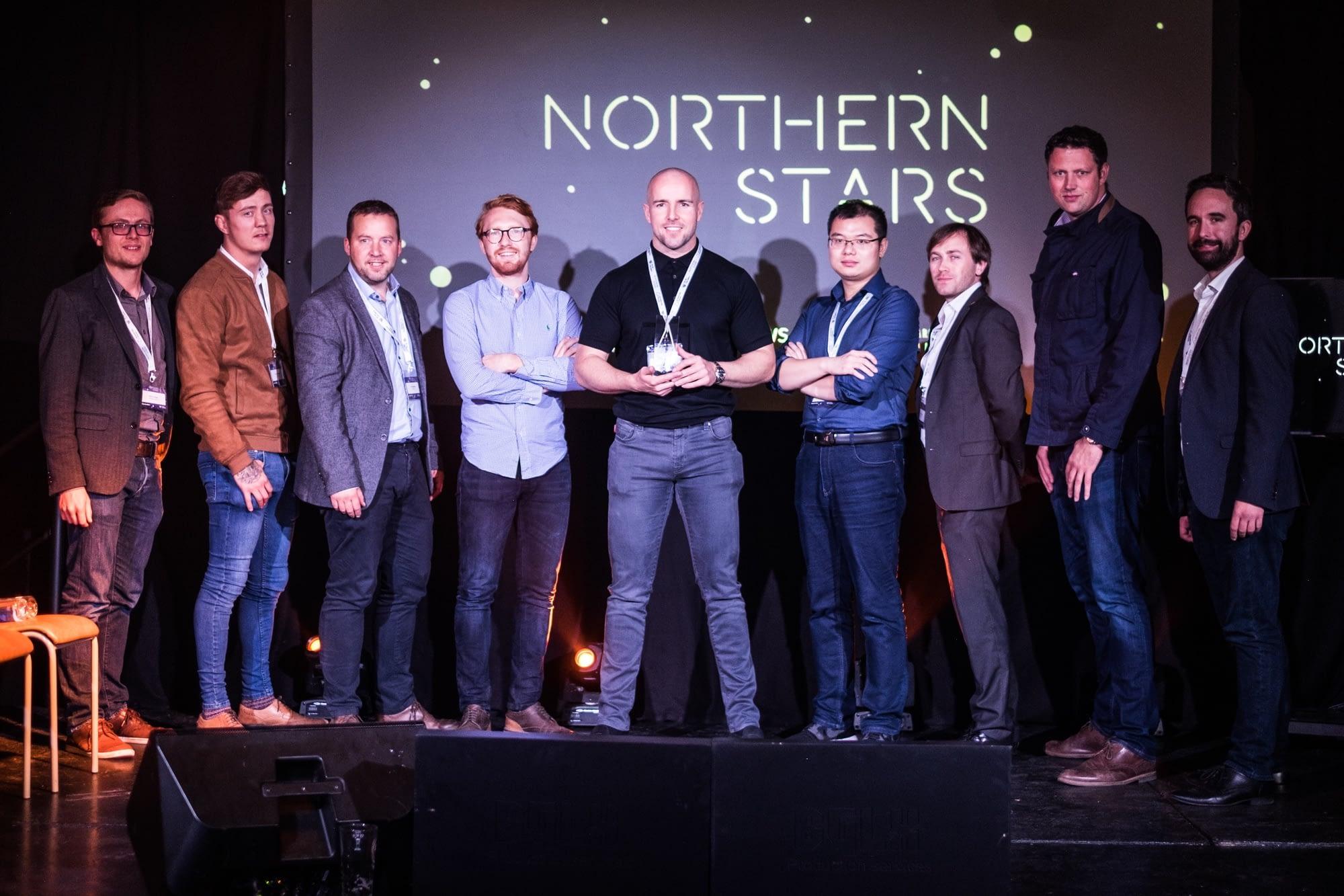 Northern Stars Liverpool regional heat