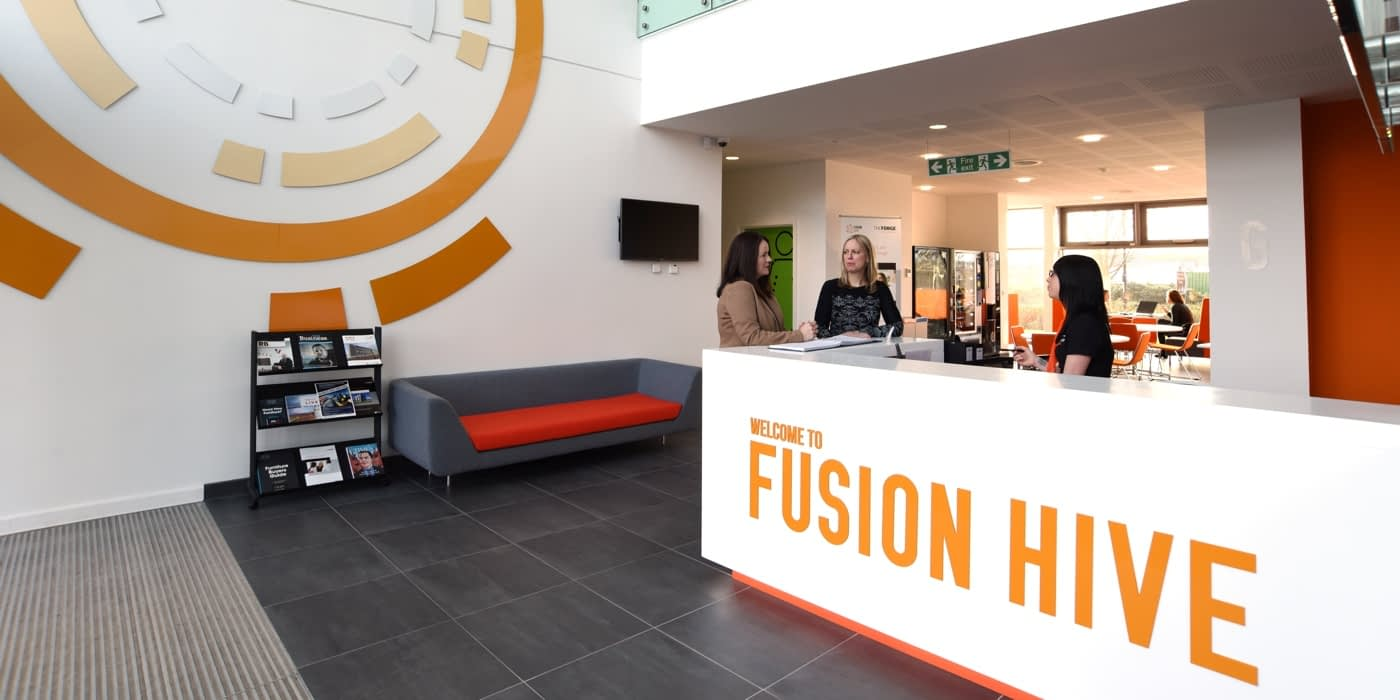 Fusion Hive in Stockton-on-Tees