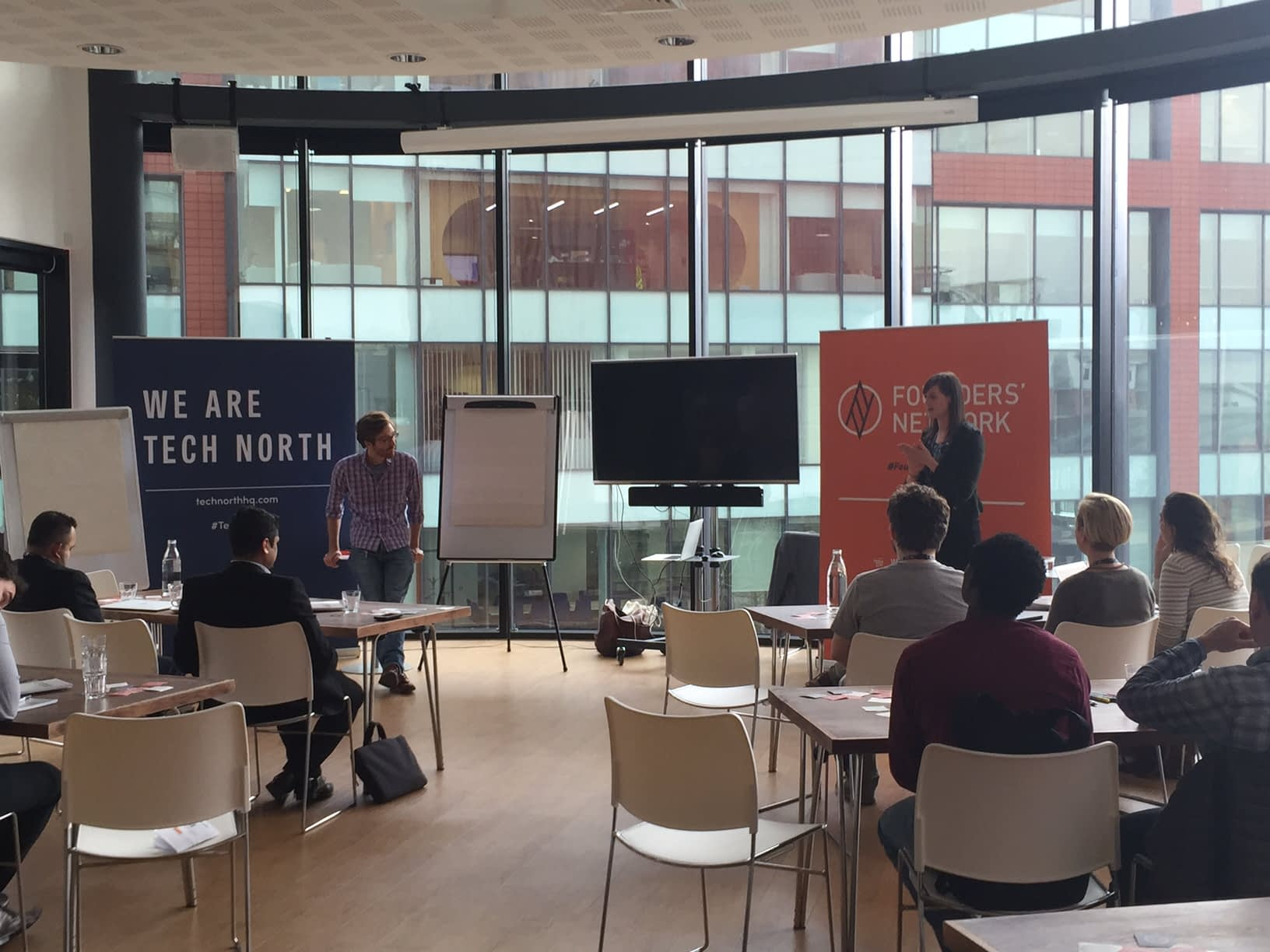 Founders' Network workshop