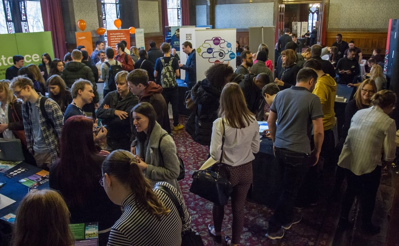 Manchester Digital's Talent Day