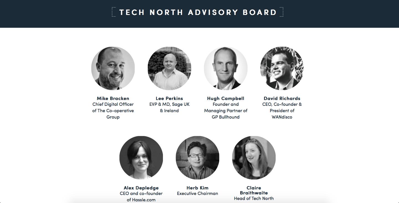 Tech North Advisory Board
