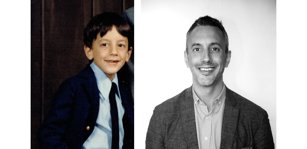 6 year old Nick Heller - and now, CEO and Co-Founder of Fractal Labs